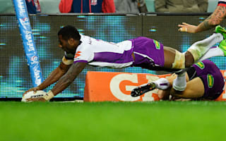 Roosters unable to weather Vunivalu storm