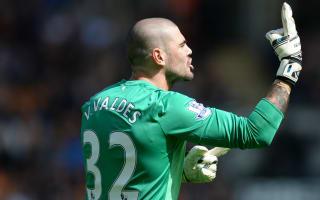 Standard Liege terminate Valdes' loan deal