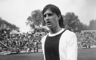 Van der Sar lauds Cruyff's Ajax achievements
