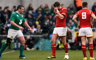 Gatland confirms Biggar ankle strain