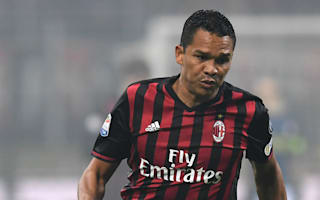 'My heart was with my team-mates' - Bacca defends decision to attend Sevilla match