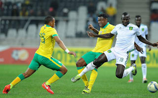Bafana end miserable AFCON qualifiers with Mauritania draw