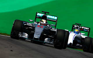 Mercedes customers given 2016 F1 power units