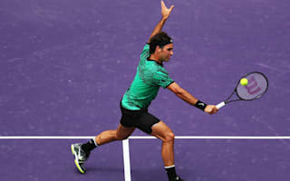 Ageless Federer takes down Nadal again to claim Miami title