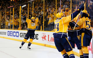 Stanley Cup playoffs: Josi's late goal gives Predators 2-1 series lead