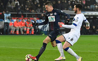Draxler ready for Ligue 1 bow - Emery