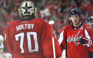 Caps outlast Bruins in OT, Wild prevail