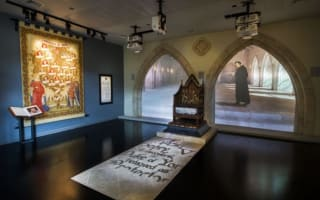 Richard III visitor centre a top world attraction for 2015
