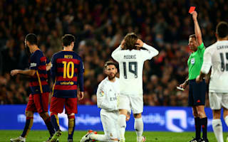 Red cards, penalties and controversy - Is Pique right to fear Madrid bias in El Clasico?