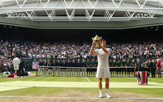 Murray determined to enjoy second Wimbledon title more