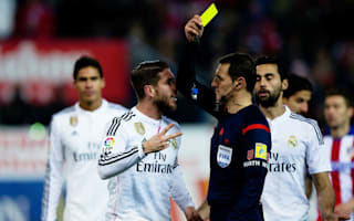 Zidane not worried about possible Ramos Clasico ban
