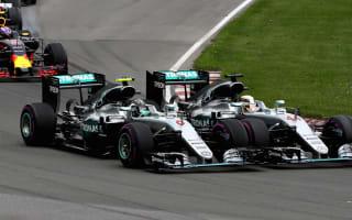 Hamilton pushing Rosberg for championship lead in Baku