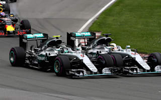 Hamilton pushing Rosberg for championship lead in Baku