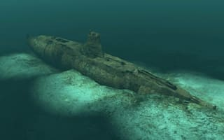 Britain's first ever submarine dive trail opens in the Solent