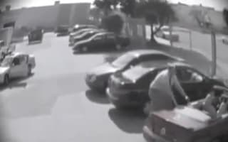 Video: Disgusting parking theft revenge...can't be true, surely?
