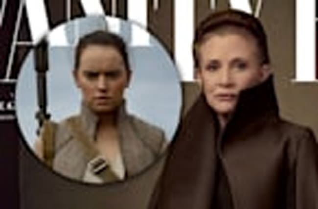Daisy Ridley Shares Amazing Advice Carrie Fisher Gave Her