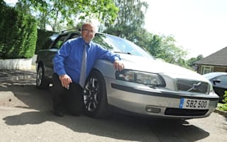Volvo hits over 575,000 miles without a breakdown