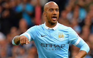 Manchester City v Crystal Palace: Delph wants to exploit unpredictable title race