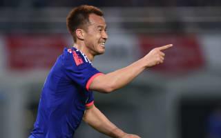 Cambodia 0 Japan 2: Okazaki goes from villain to hero in scrappy win
