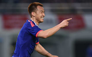 Cambodia 0 Japan 2: Okazaki goes from villain to hero in scrappy win