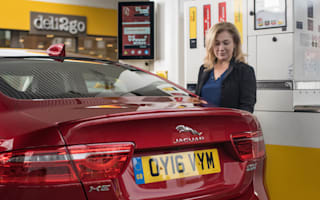 New fuel app will let Jaguar drivers pay from car