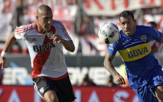 Tevez: Boca-River derby is the most beautiful thing for a player