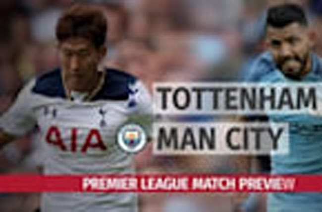 Tottenham v Man City Premier League match preview