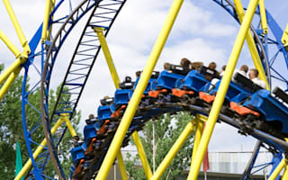 Rollercoasters could help pass kidney stones