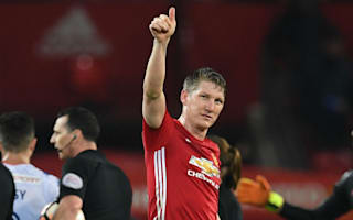 Schweinsteiger officially an asset to Man United again