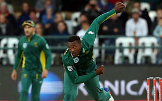 Shot to the groin rules Phehlukwayo out for up to six weeks