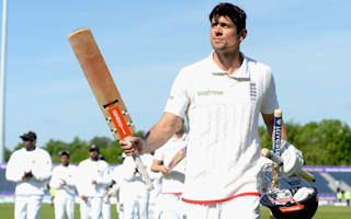 The most Tests as England captain and a better average as skipper - Alastair Cook in Opta numbers