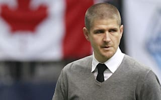 Vancouver Whitecaps 2 New York Red Bulls 0 (3-1 agg): Canadians reach Champions League semis