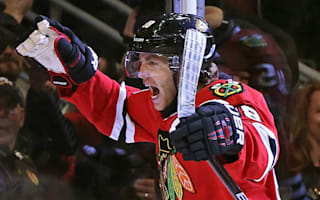 Blackhawks make it 11-straight, Lightning see off Panthers