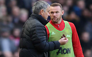 Rooney out of Manchester United-Sunderland