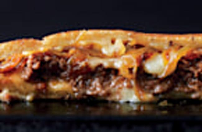 BA's Best Patty Melt