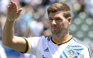 LA Galaxy 1 Houston Dynamo 0: Gerrard seals slender victory