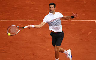 Djokovic fights back to oust Schwartzman in thrilling five-setter