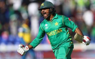 Pakistan's Sarfraz welcomes England challenge