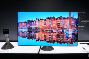 Las teles camaleónicas QLED de Samsung tendrán un precio mínimo de 1.500 dólares