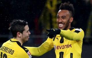 Borussia Dortmund 1 RB Leipzig 0: Aubameyang header does Bayern a favour