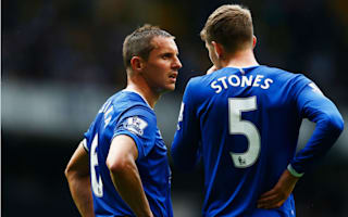Everton coping without Stones, says Jagielka