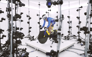 Skoda uses 155 high-definition cameras to discover the best cycling position