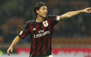 Juventus v AC Milan: We must respond - Montolivo