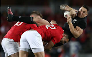 New Zealand 30 Lions 15: Top Opta facts