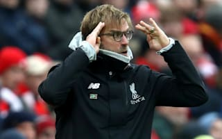 Three is (not) the magic number: Beleaguered Klopp on worst home run in 10 years