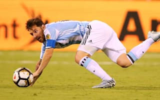 Argentina to appeal Messi's four-match FIFA ban