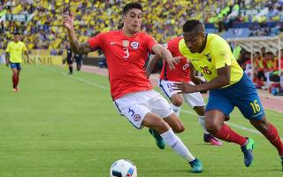 Ecuador 3 Chile 0: Valencia shines as hosts return to form