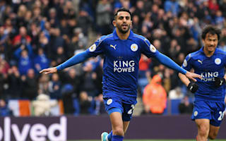 Shakespeare unaware of gentleman's agreement with Mahrez over Leicester sale