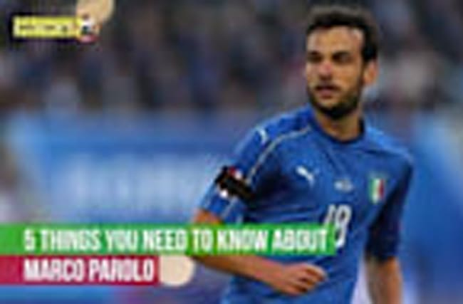 Marco Parolo - 5 things you need to know