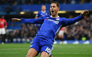 Costa fears losing Hazard and Courtois to Real Madrid